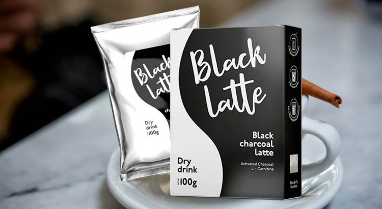 black latte dimagrante