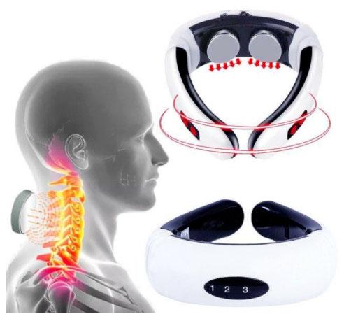 neck ring plus massaggiatore cervicale