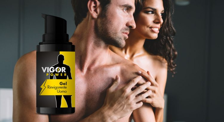 vigor power gel rinvigorente