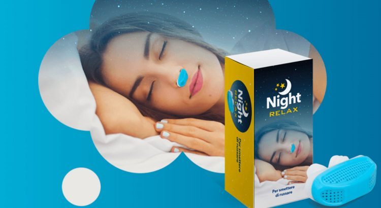 night relax per non russare