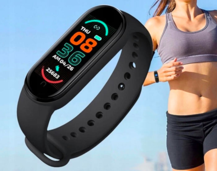 6 compact watch smartwatch